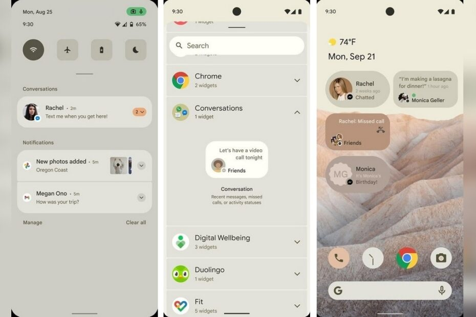 Android 12 Tipped to Come With UI Changes, New Privacy Features