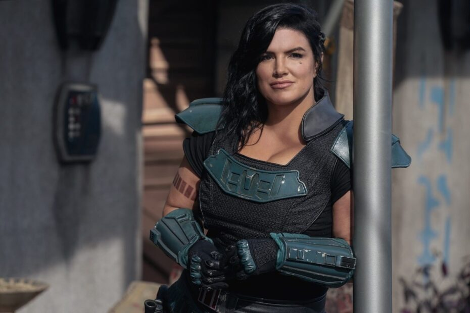 The Mandalorian Star Gina Carano Fired by Disney Over Offensive Comments on Social Media