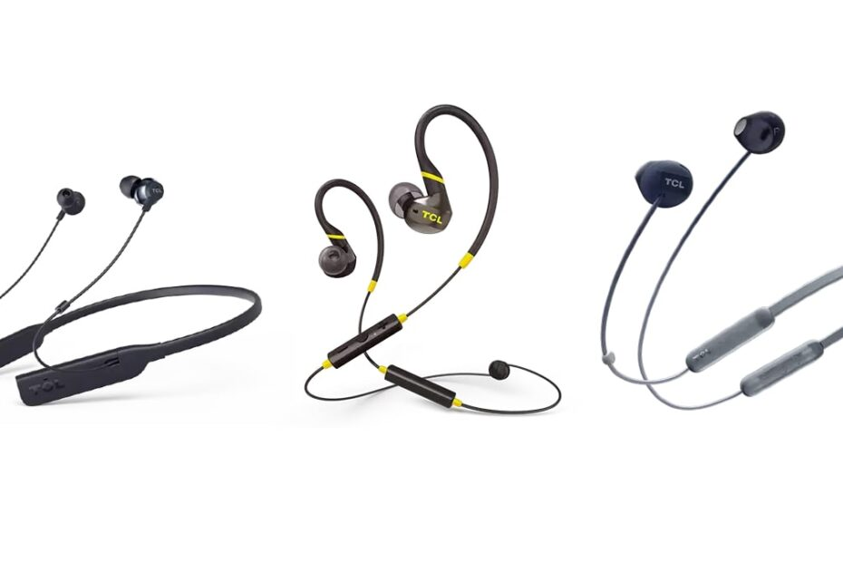 TCL Launches New Wired and Wireless Headphone Range in India, Priced Starting at Rs. 299