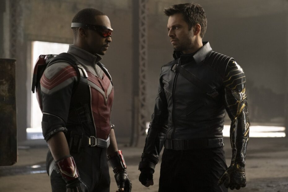 The Falcon and the Winter Soldier: Nine New Photos Tease Marvel's Next Disney+ Series
