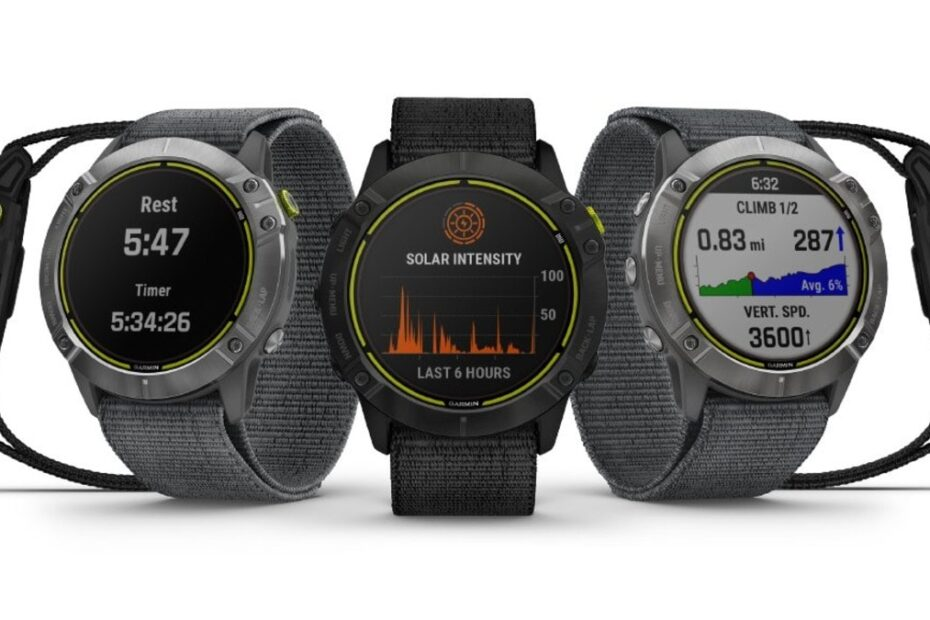 Garmin Enduro Smartwatch With Solar Charging Support Launched