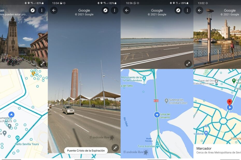 Google Maps Rolls Out Split-Screen Street View for Android Users: Report