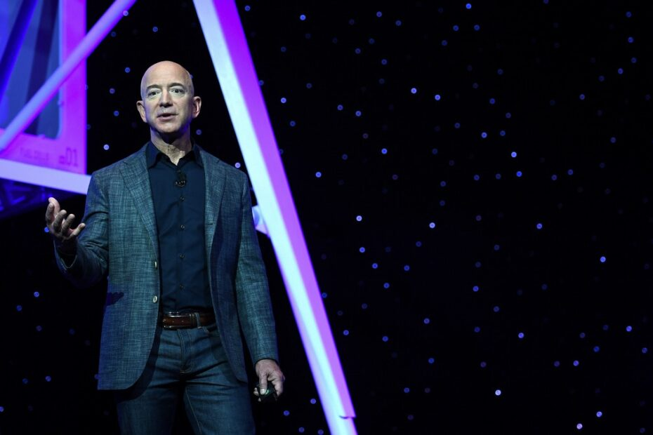 Jeff Bezos to Step Down as Amazon CEO, Web Services Head Andy Jassy to Take Over