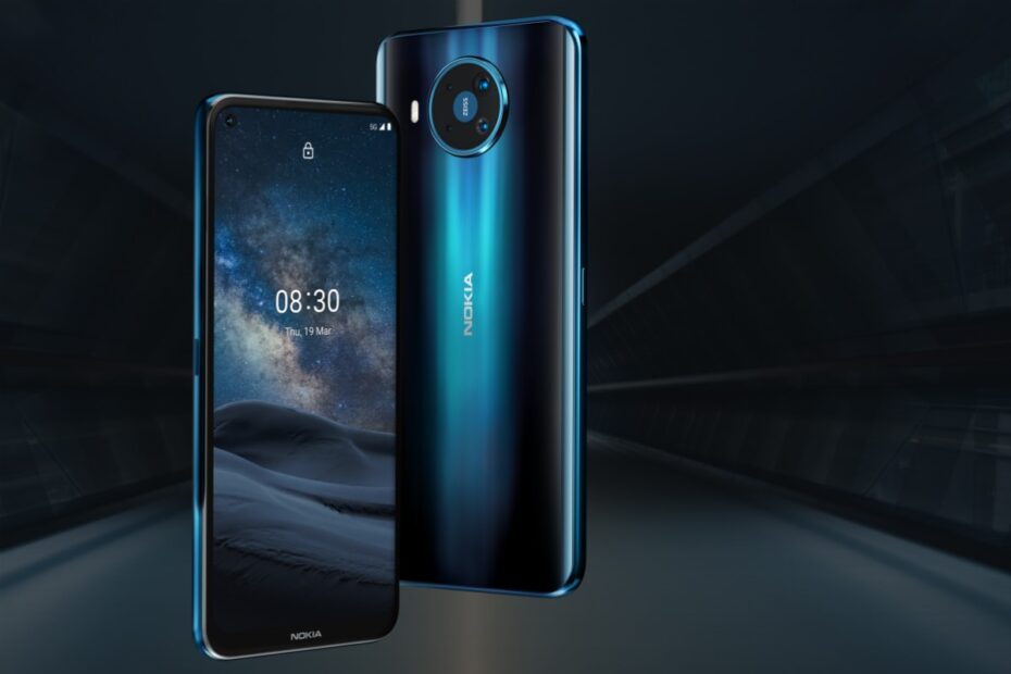 Nokia 8.3 5G Receiving Android 11 Update in Phases