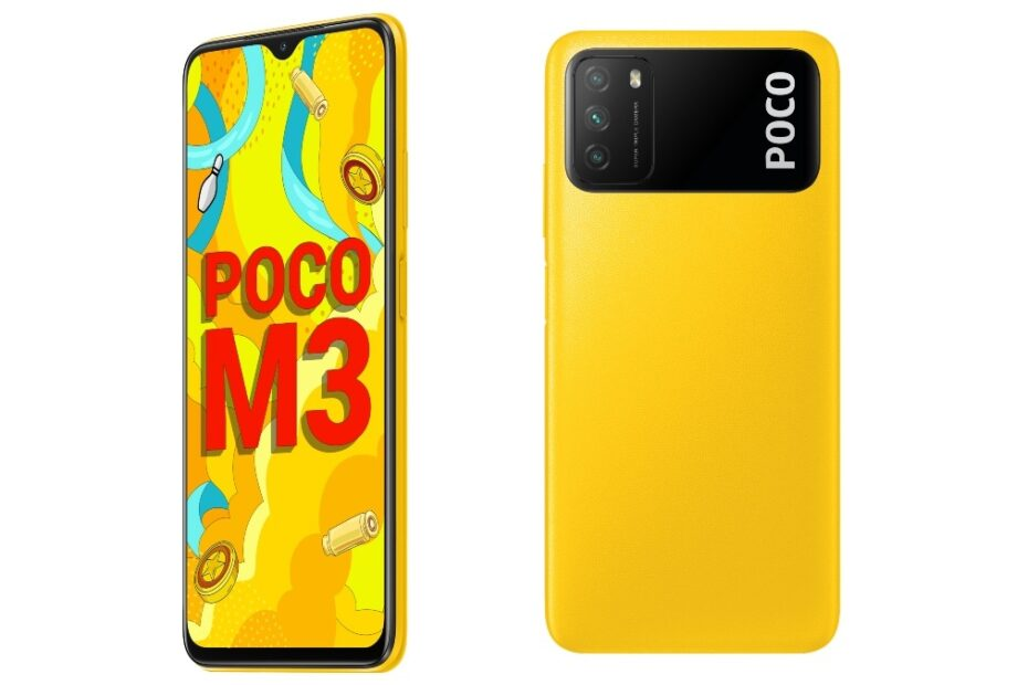 Poco M3 to Go on Sale Today for the First Time in India via Flipkart: Price, Specifications