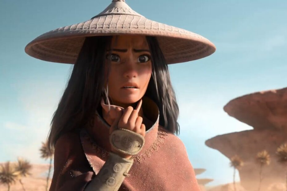 Raya and the Last Dragon Super Bowl Trailer Teases Disney's Next Animated Movie