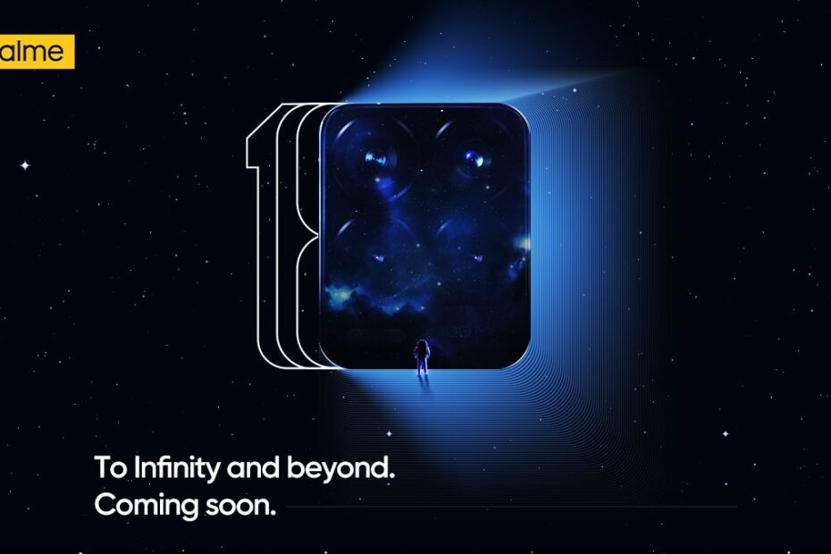 Realme 8 Series Teased by CEO Madhav Sheth to Sport Quad Rear Cameras With 108-Megapixel Primary Sensor