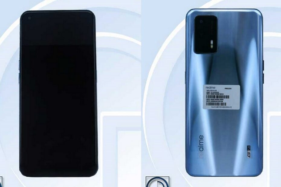 Realme Race Alleged TENAA Listing Shows Hole-Punch Cutout Display, Rear Panel