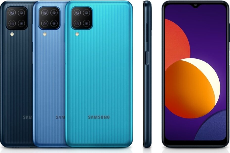 Samsung Galaxy M12 With Quad Rear Cameras, 6,000mAh Battery Launched: Specifications