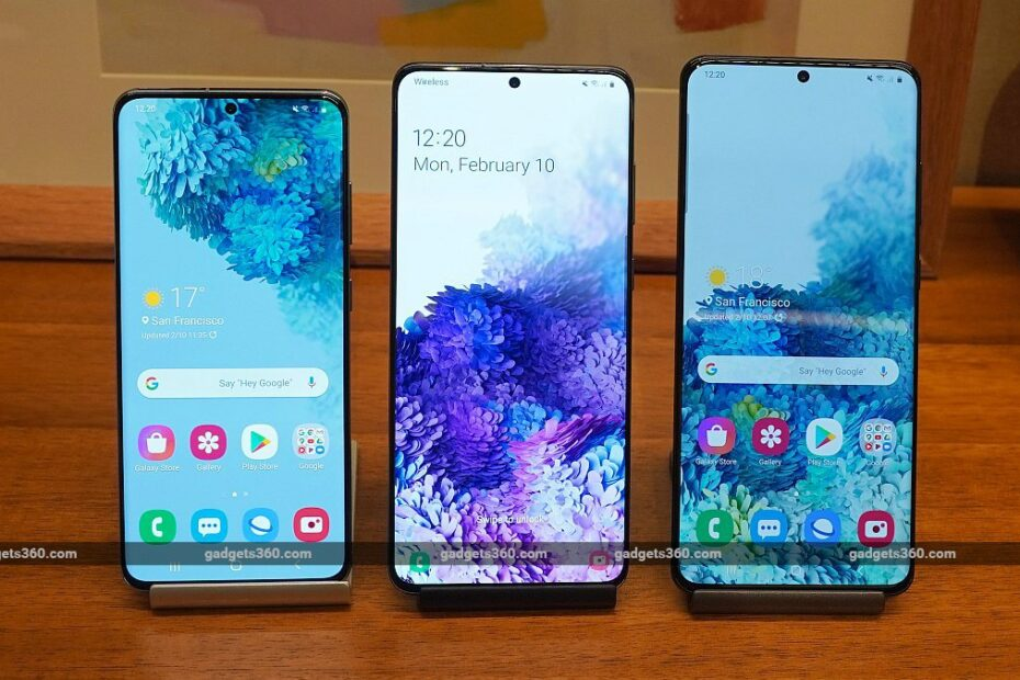 Samsung Galaxy S20 Series Receiving February 2021 Android Security Patch With Latest Update: Report