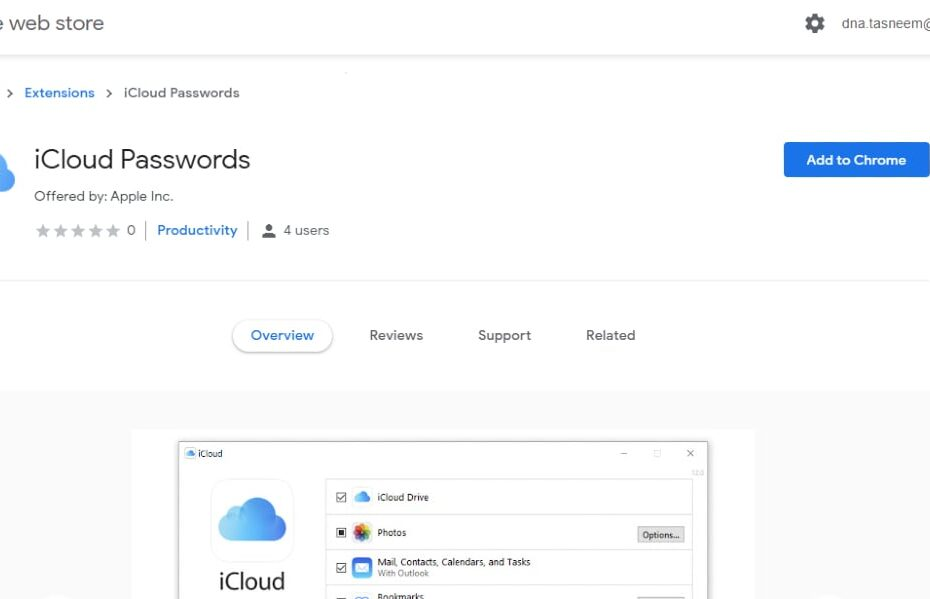 iCloud Passwords Extension Released on Chrome Web Store, Helps Access Saved Apple Passwords on Windows