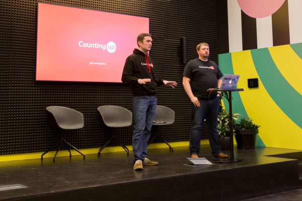 Countingup closes £9.1M for its business current account with built-in accounting features – TechCrunch