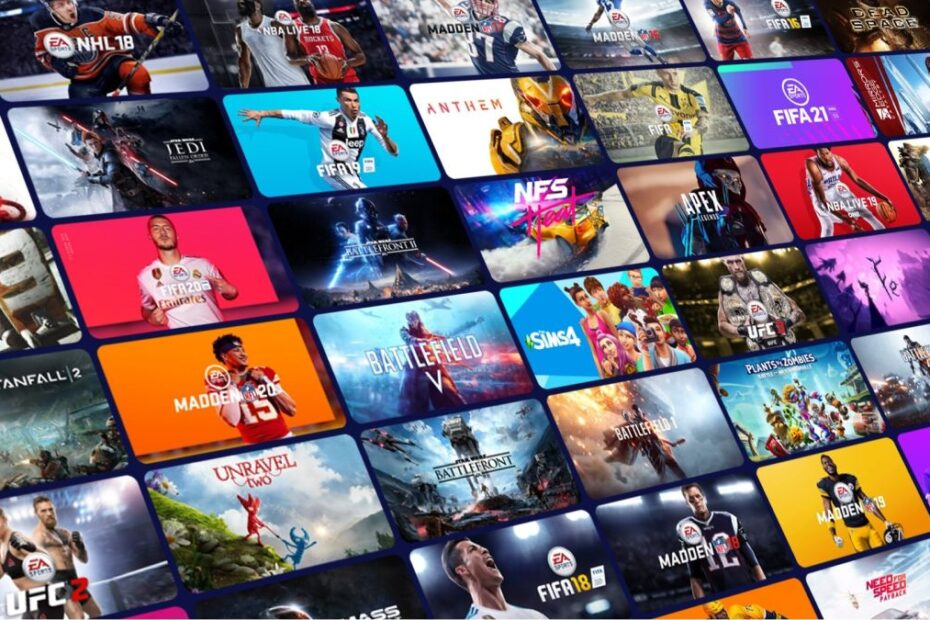 EA Play may finally come to Xbox Game Pass on PC with 75 games