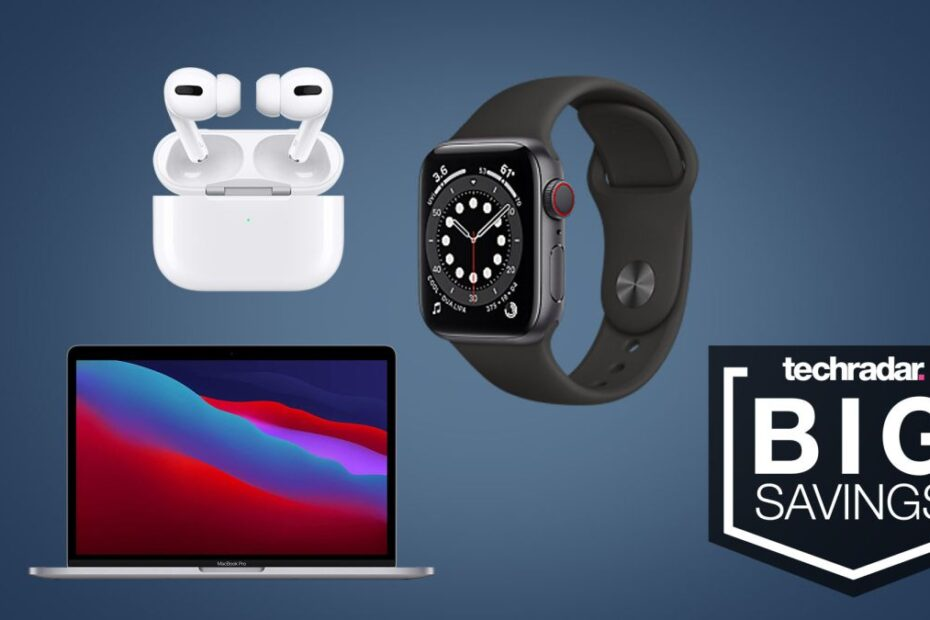 Huge Apple sale: AirPods, iPads, Apple Watch, and MacBook Pro deals at Amazon