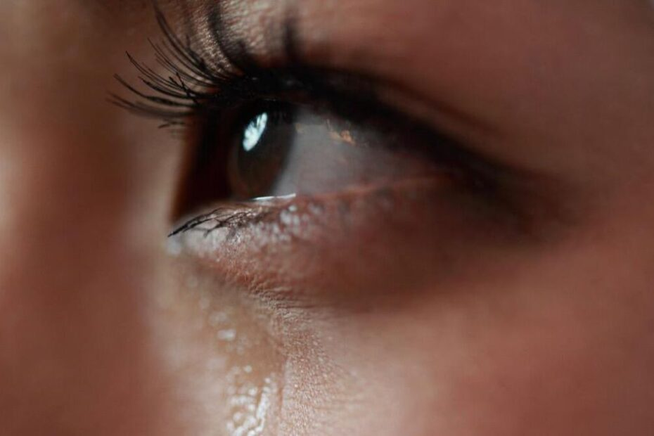 Human tear glands grown in a lab actually cry