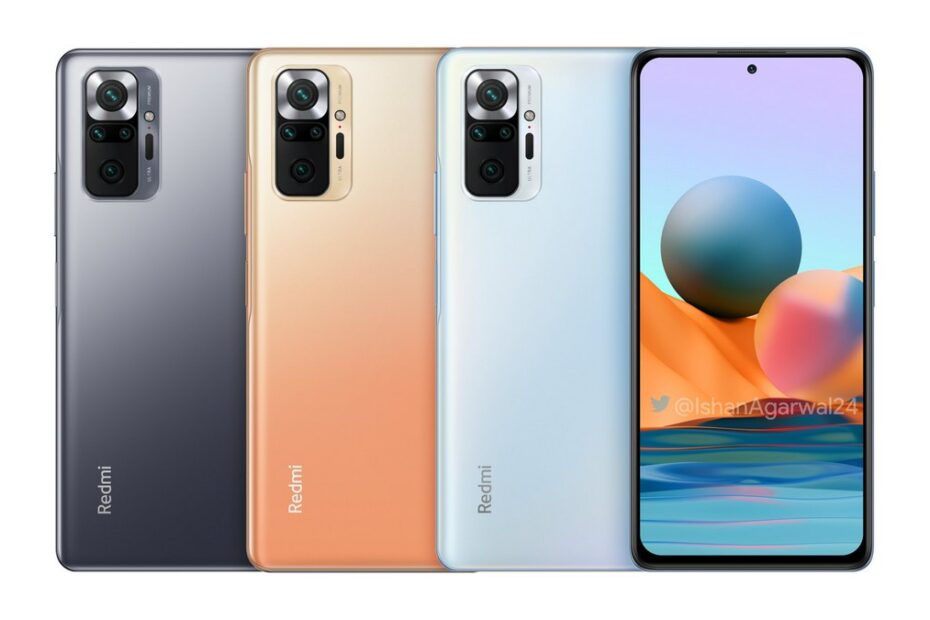 Redmi Note 10 Series Renders, Specifications Leaked Hours Ahead of Official Launch