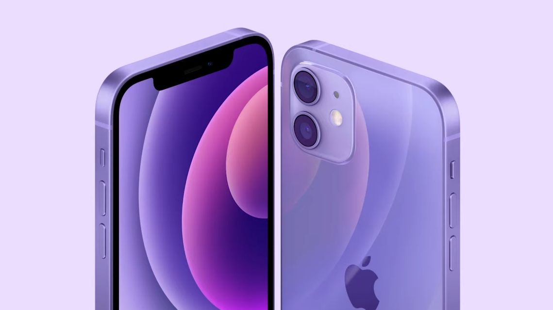 Apple's iPhone 12 just got a new color option