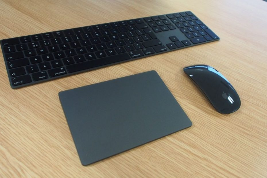 Apple ends the Space Gray era, discontinuing the color for Magic Keyboards, mice, and trackpads