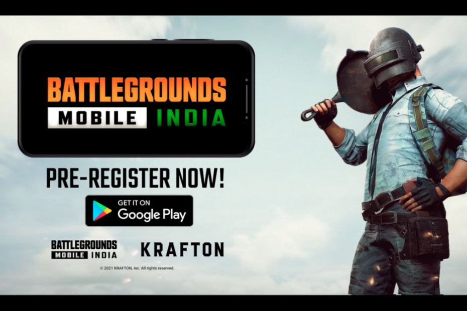 Battlegrounds Mobile India pre-registrations now open: here is the Play Store link