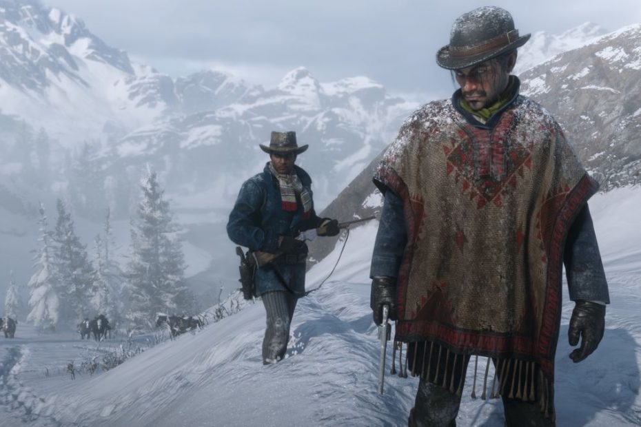 Red Dead Redemption 2 is now VR compatible – but there's a catch