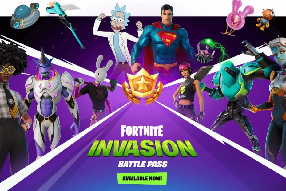 Fortnite Chapter 2 Season 7 Invasion Is Live; Brings ...