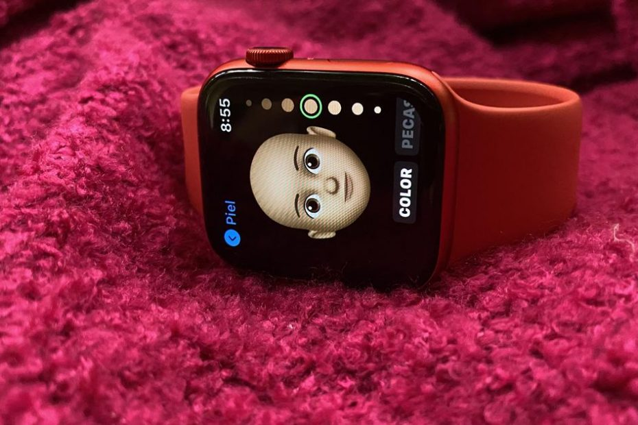 Apple Watch's new photo face puts a portrait on your wrist. Here's how it works in WatchOS 8