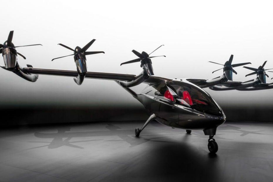 Archer debuts Maker urban air taxi, first flights planned later this year