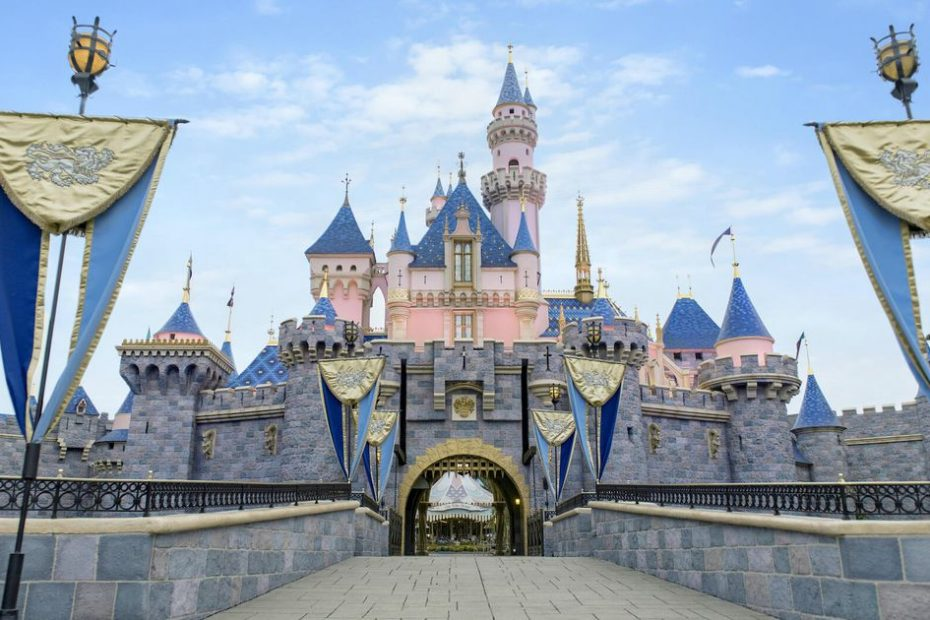 Disneyland ending mask requirements tomorrow as it fully reopens to all