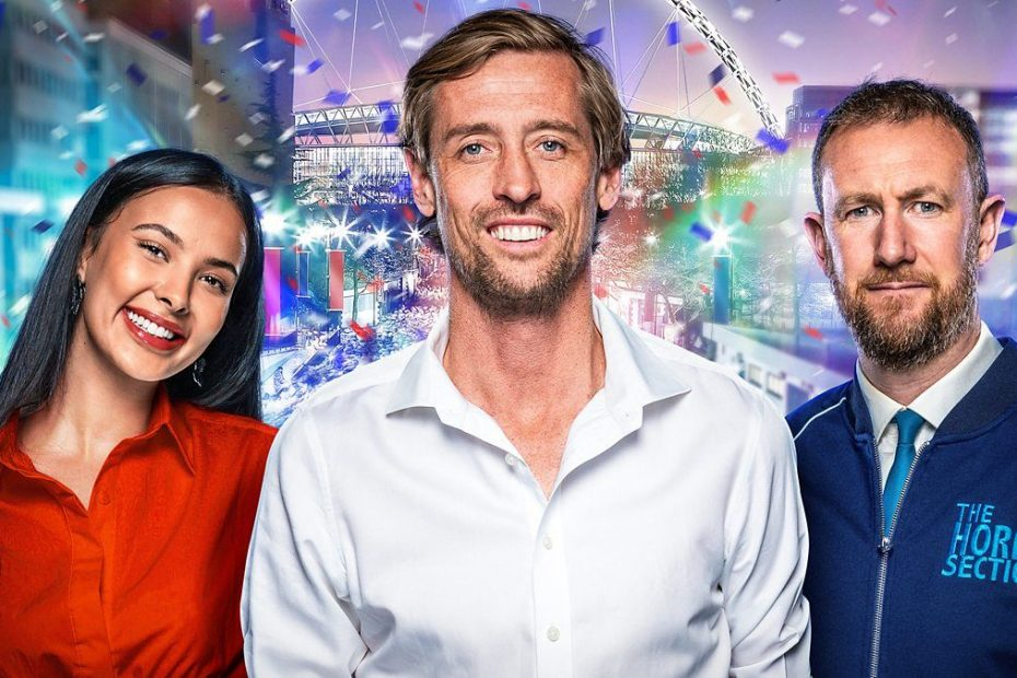 How to watch Crouchy's Year Late Euros online: stream free from anywhere