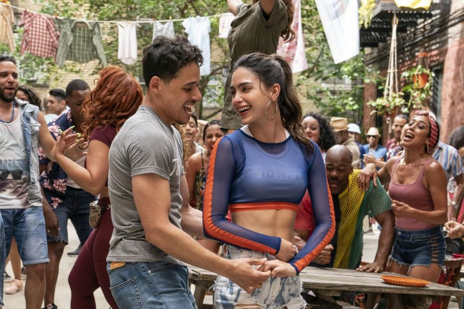 In the Heights starts streaming on HBO Max tonight