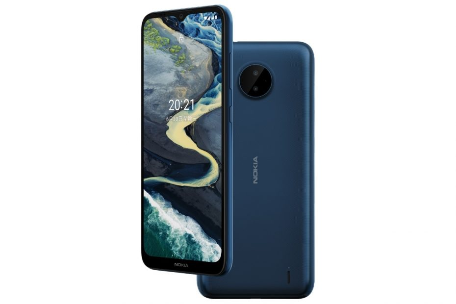 Nokia C20 Plus With Dual Rear Cameras, Android 11 (Go Edition) Launched: Price, Specifications
