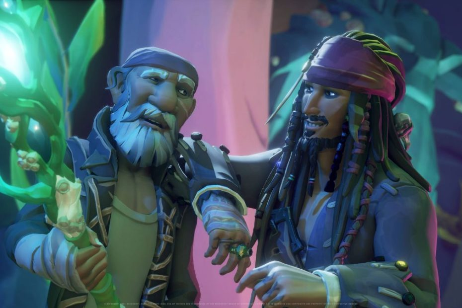 Sea of Thieves: A Pirate's Life is the 'biggest, most impactful update ever'