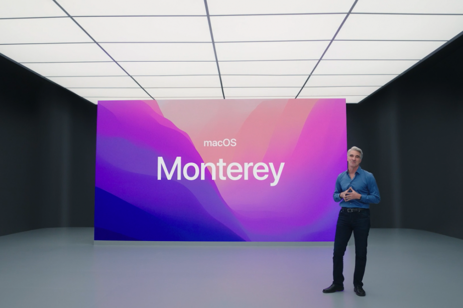 macOS 12 Monterey announced - here's what's coming to MacBooks later in 2021