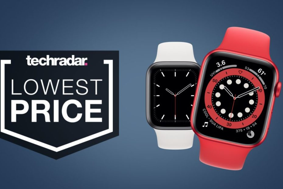 Apple Watch Series 6 drops to lowest price ever at Amazon
