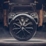 Bentley Bentayga now available with world's largest carbon-fiber wheels