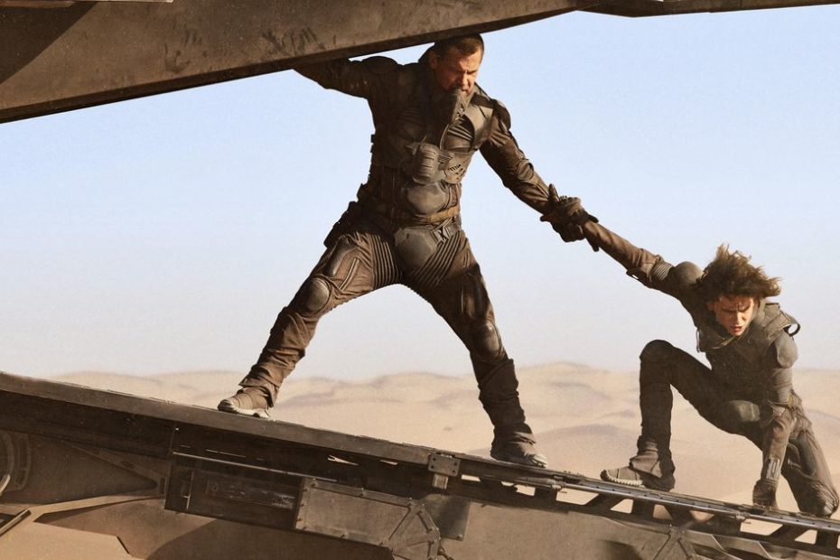Dune: 5 takeaways from the first 10 minutes of the film