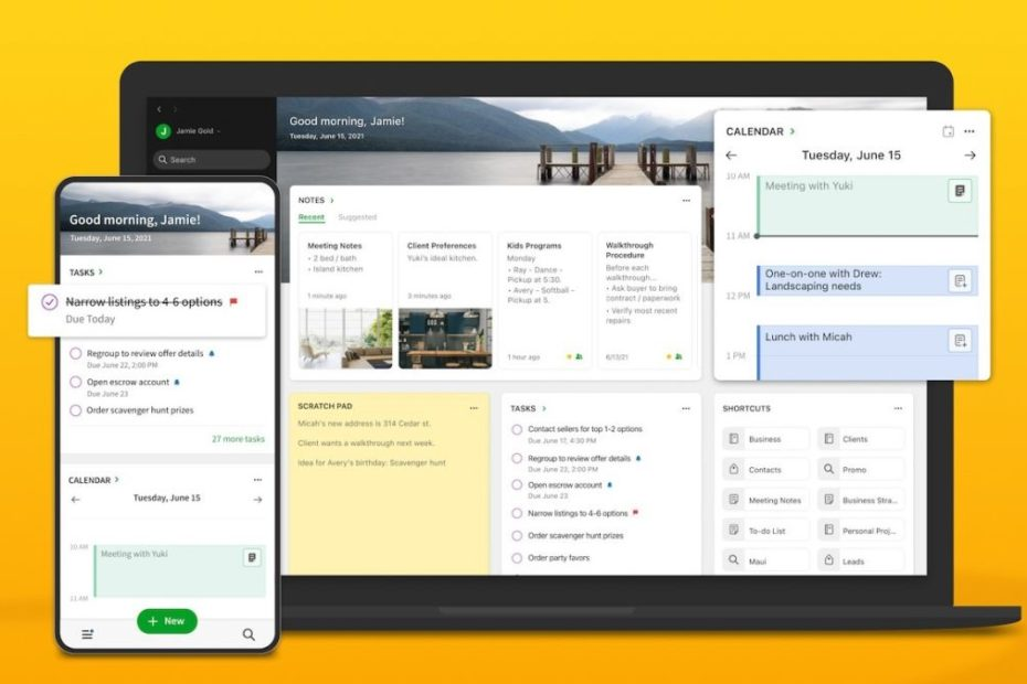 Evernote reckons its new Personal plan can boost your workplace productivity