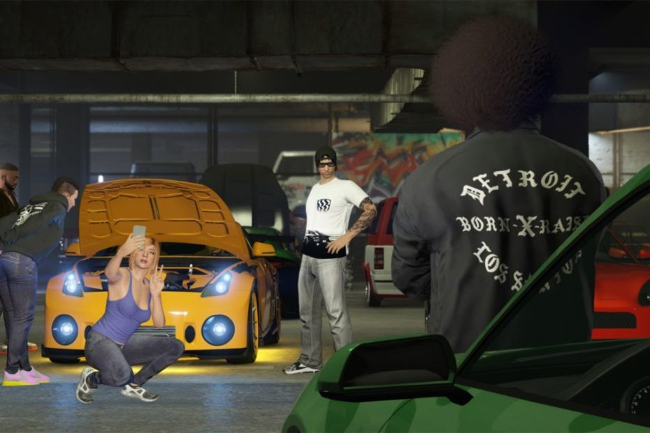 GTA Online on PS5 and Xbox Series X will have exclusive vehicle upgrades