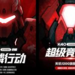 Redmi K40 Gaming Edition Teased in New Inverse Scale Colour Option, Spotted on JD.com