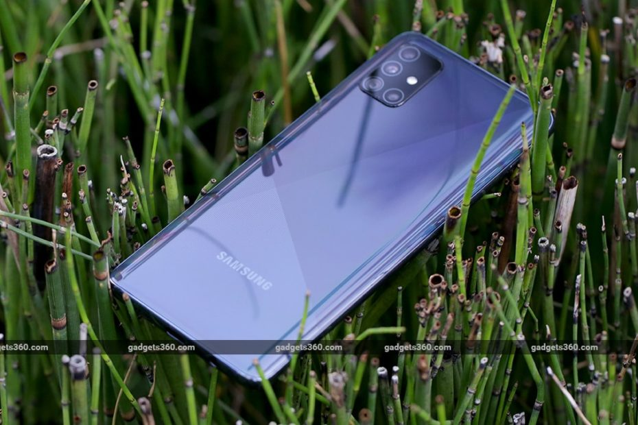 Samsung Galaxy A51 Getting July 2021 Android Security Patch: Report