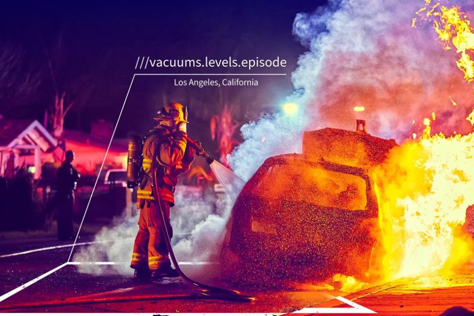 Lost in LA? Fire department can find you with What3words location technology