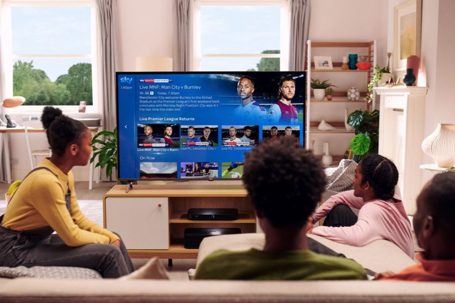 Sky Q update will add a huge app to its already meaty roster
