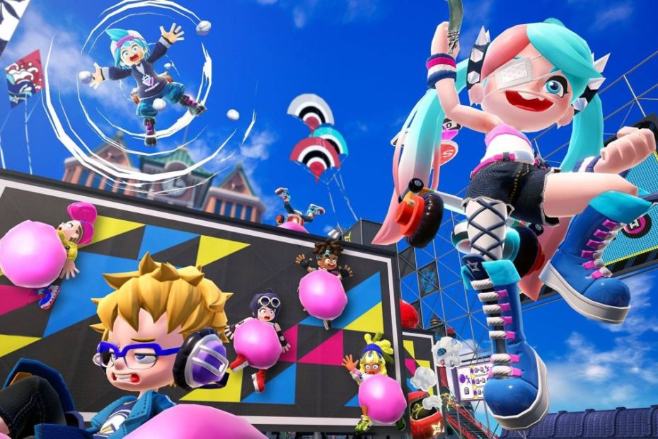 7 million downloads later, what's next for Ninjala on Nintendo Switch?