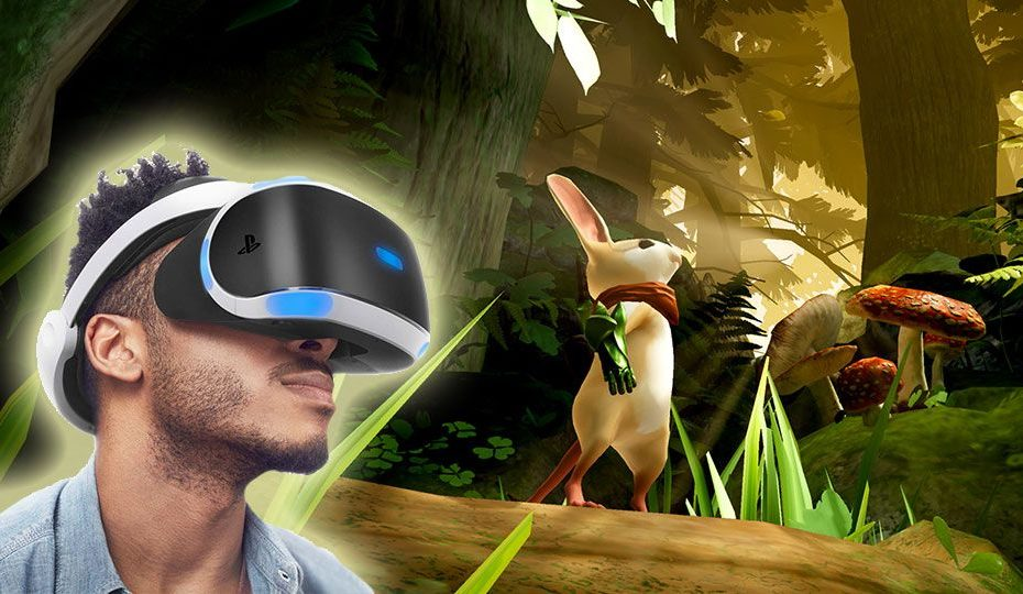 A second screen on the front of PSVR 2? Why not?