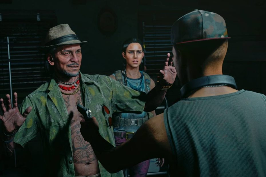 Far Cry 6 is profoundly serious and silly at the same time – and it's all the better for it