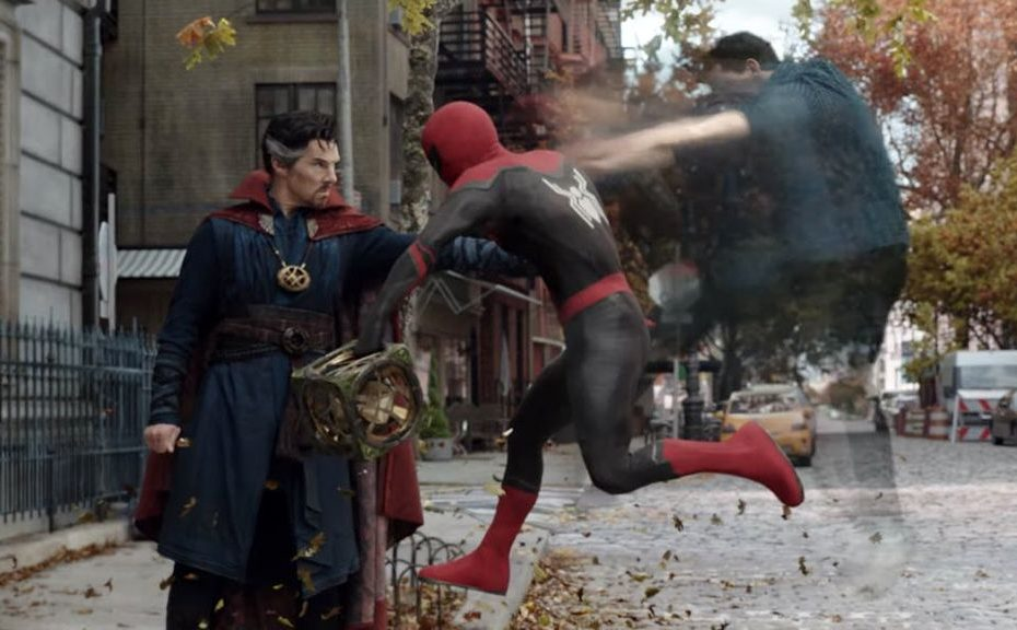 Forget the leak – watch the official Spider-Man: No Way Home trailer right here