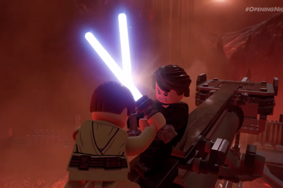 Lego Star Wars: The Skywalker Saga has a new release date (and an excellent trailer)