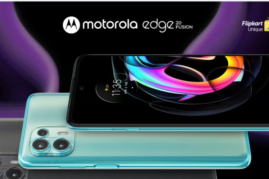 Moto Edge 20 and Edge 20 Fusion launched: 144Hz, 108MP, 30W and more