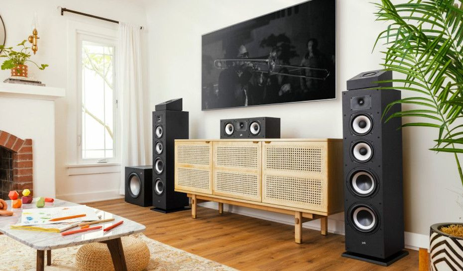 Polk Audio Monitor XT speakers give gamers and movie fans affordable Atmos