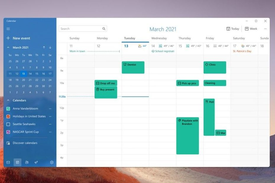 Windows 11 gets stylish new Mail, Calendar apps to boost your productivity